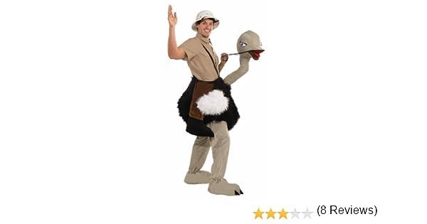 Disfraz de avestruz de carreras: Amazon.es: Juguetes y juegos