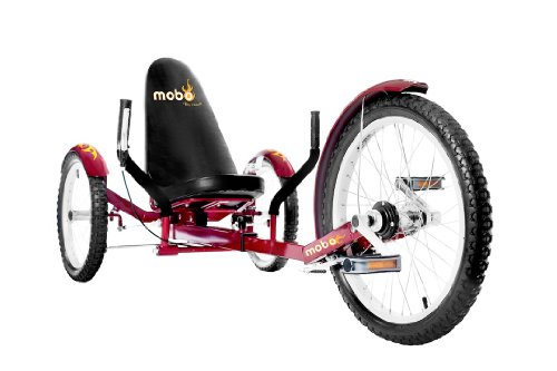 Mobo Triton Ultimate Wheeled Cruiser