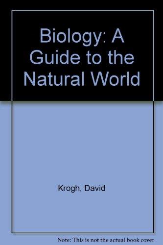 Descargar Libro Biology: A Guide To The Natural World David Krogh