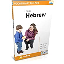 Vocabulary Builder 51618 Curso de Hebreo, 1 usuario