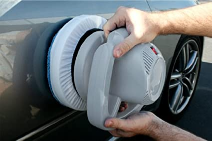 How To Use A Car Polisher