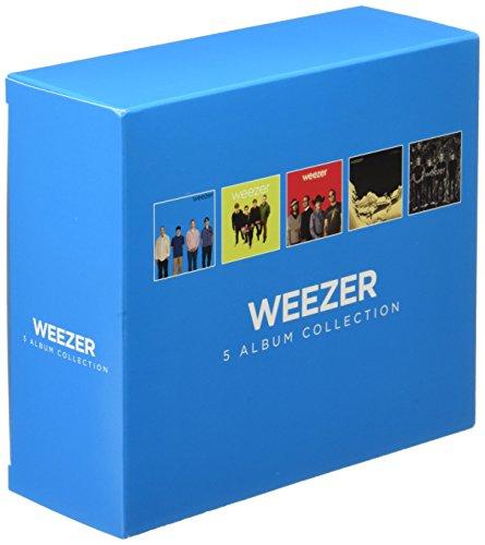 5 Album Collection Songtexte Weezer Lyricslounge De