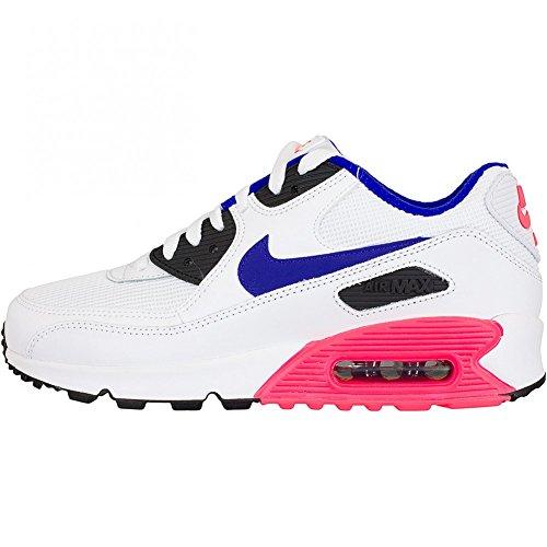 Nike Sneaker Air Max 90 Essentielle Hvid / Marineblå Hvid / Blå CXfUjo9N