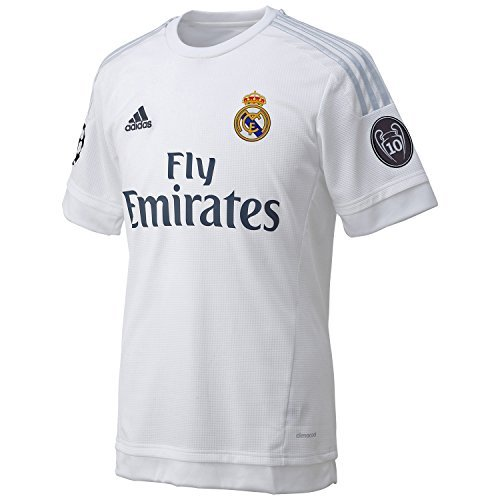Adidas Jersey  REAL H JSY  para Hombre, Color Blanco, Talla L