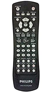 Philips DVDR3455H//37 Remote Control Lifetime Warranty Free Shipping!