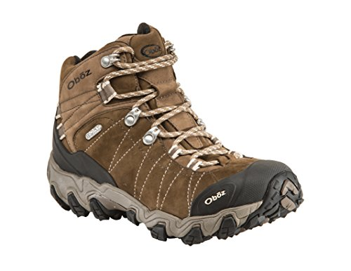 Oboz Men's Bridger Bdry Hiking Boot,Sudan,10.5 EE US