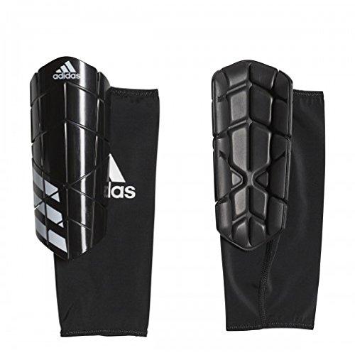 adidas Ever Pro Soccer Shin Guards Black/White Medium ()