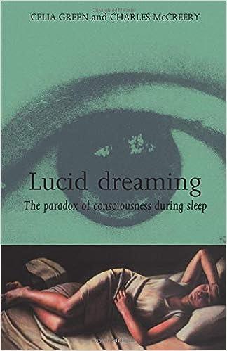 Amazon com: Lucid Dreaming (9780415112390): Celia Green