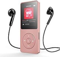 AGPTEK : -20% sur les Lecteurs MP3 Bluetooth 4.0 8Go
