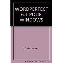 WordPerfect 6.1 pour Windows