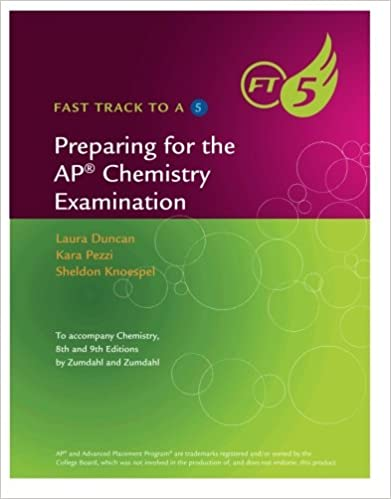 FAST TRACK TO A 5 AP CHEMISTRY EBOOK DOWNLOAD