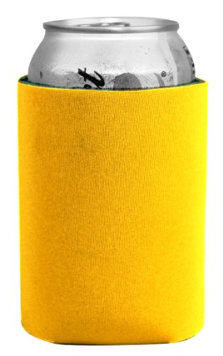 Can Cooler Holder ~ Coloful foam insulated can holder cooler beverage