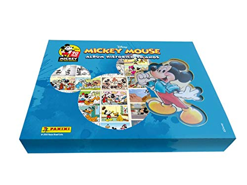 Premium Álbum Mickey 90 Anos - Caixa