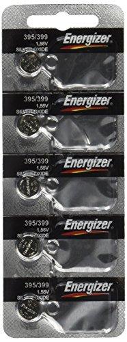 10 395 / 399 Energizer Watch Batteries SR927SW SR927W ()