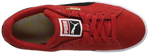 Red Rosso Classic White puma Adulto Basse puma 30 Black Suede Sneaker Ribbon Puma Unisex – ZwpzZAq