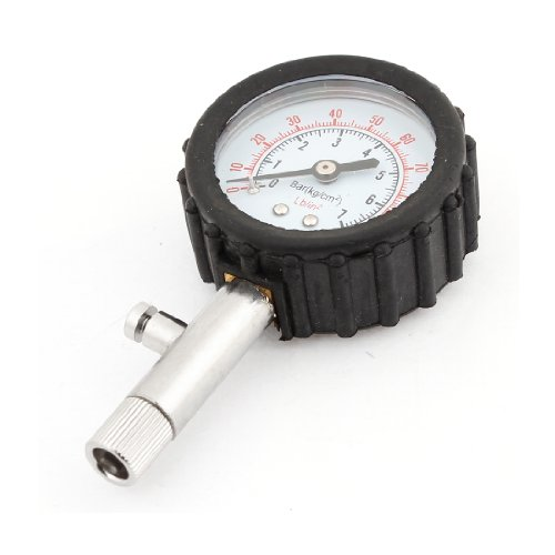 uxcell Round 0 100Psi Pressure Measure product image