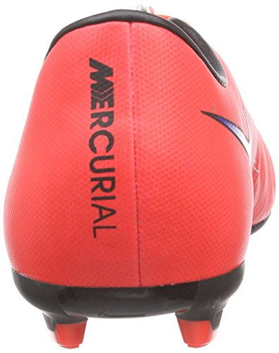 Mercurial FG Victory V Jr Nike Cleat Kids BRIGHT CRIMSON Soccer wqCFEXPx