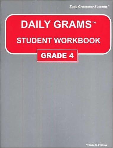 Grade 4 Daily Grams