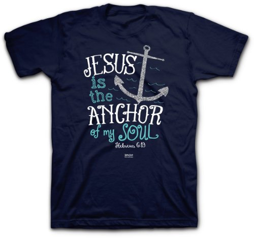 Jesus Is The Anchor T-Shirt - Christian Fashion Gifts