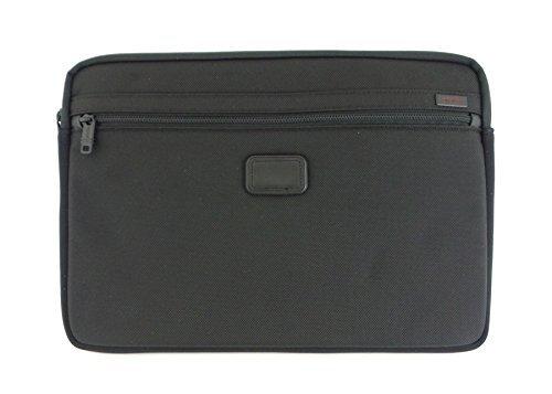 "Tumi Slim Nylon Sleeve Case for 15"" Laptops Black TULP-008-NBLK Genuine"