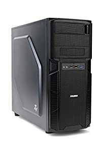 Zalman ATX Mid Tower PC Case Z3 Plus