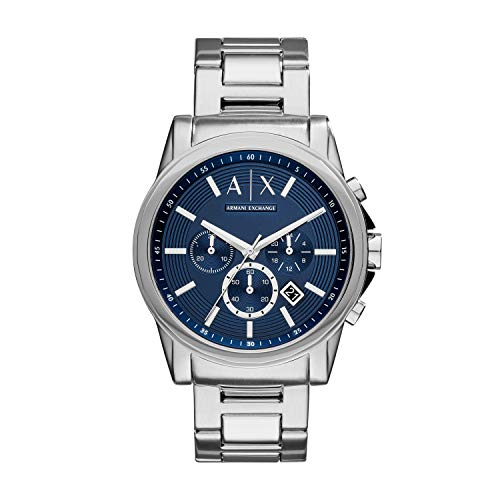 A|x Men's Stainless Steel Watch ()