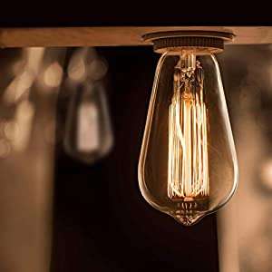 Sweepstakes: 8-Pack Edison Bulb Antique Vintage Style...