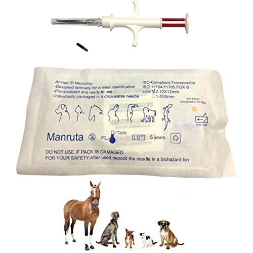 Animal ID 20-Pack ISO