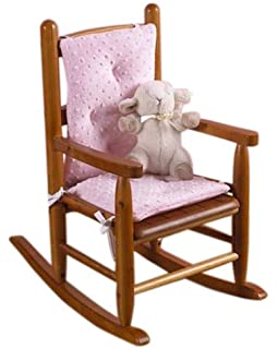 amazon com barnett child rocking chair cushions farrell multi