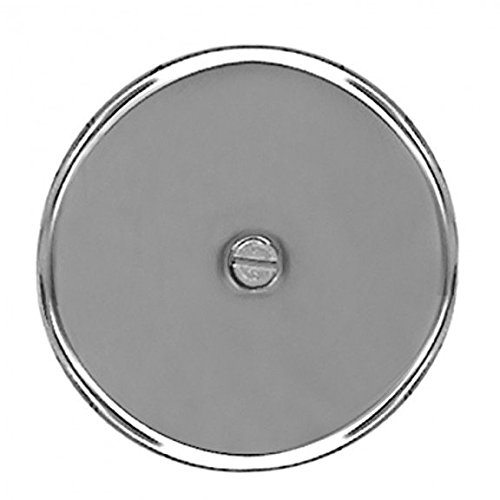7 Stainless Steel Cleanout/Extension Covers Wall Mount (24 gauge)- Pack of 5 by Jones Stephens