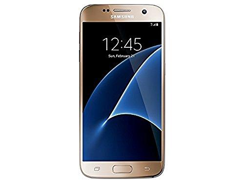 Samsung Galaxy S7 - Gold -32GB - Verizon (Renewed)