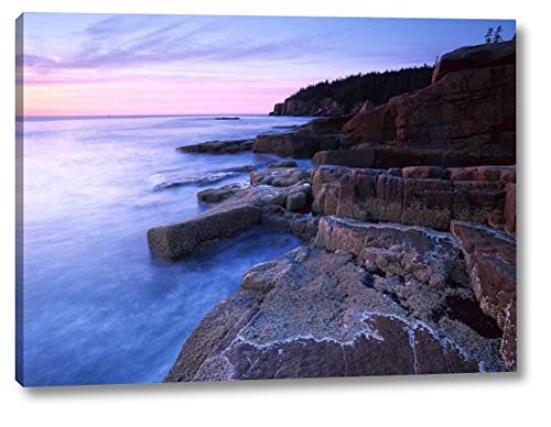 (Atlantic Coast Near Thunder Hole, Acadia National Park, Maine by Tim Fitzharris - 17