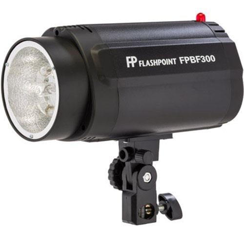 Flashpoint Budget Studio Monolight Flash, 300 Watt Seconds - One Light kit