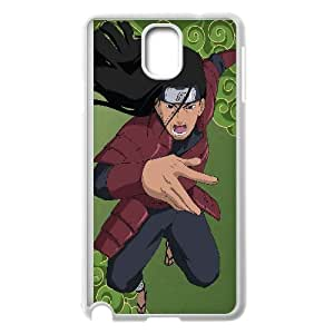 Hashirama Senju Naruto Shippuden Anime Samsung Galaxy Note 3 Cell Phone Case White Customized Toy pxf005_9733308