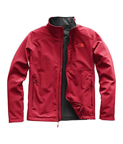The North Face Men's Apex Bionic 2 Jacket - Rage Red & Rage Red - L