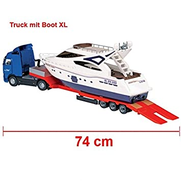 Jacht Streamliner Spielzeug Boot Dickie Toys Spielzeugautos