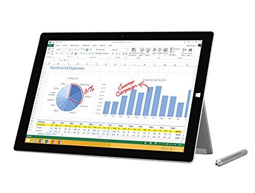 Microsoft Surface Pro 3 (128 GB, Intel Core i7, Windows 8.1)