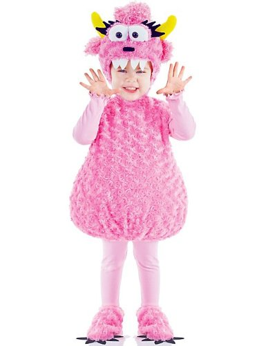 Infant Toddler Pink Monster
