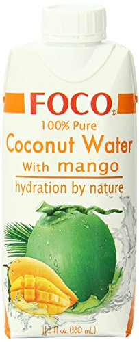 FOCO Coconut Water Mango Fluid