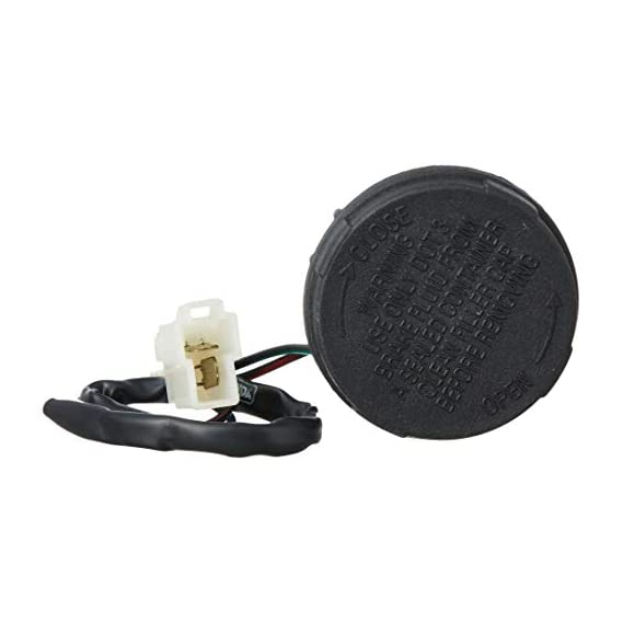 UNO MINDA TD-1024 Brake Oil Cap - with Wire Coupler