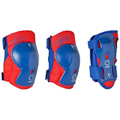 Ensemble de protections de roller pour enfant - coudières et genouillères en différentes tailles et couleurs