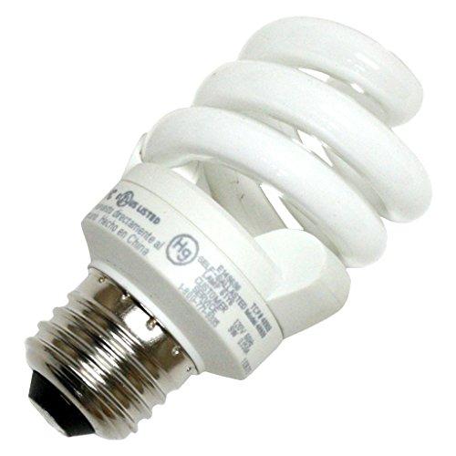 9w Springlamp - (12-Pack) TCP 4890941k 9-watt 4100-Kelvin Full Springlamp CFL Light Bulb