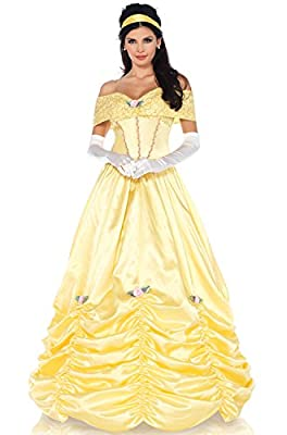 Classic Beauty Costume, Yellow
