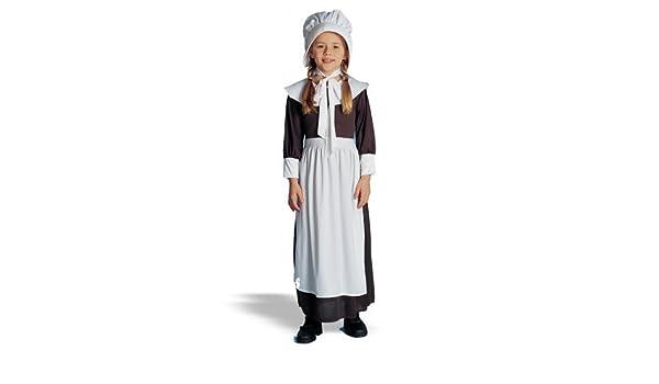 Franco Americana Novedad empresa tradicional Colonial niña niño ...