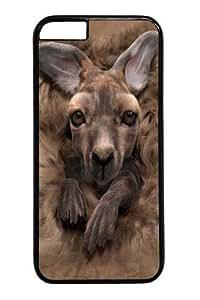Baby Kangaroo Polycarbonate Hard Case Cover for iphone 6 4.7 inch BlackKimberly Kurzendoerfer