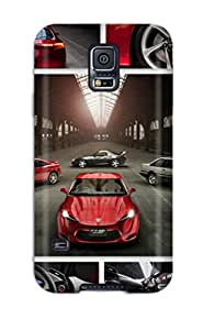 9598686K11775623 Awesome Defender Tpu Hard Case Cover For Galaxy S5- Toyota Ft 86