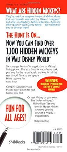 Buy disney world secrets
