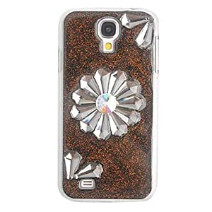 get Snowflake Oil Drip Back Case for Samsung Galaxy S4 I9500