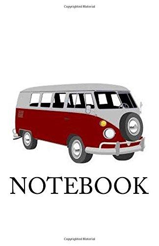 NOTEBOOK - VW Campervan