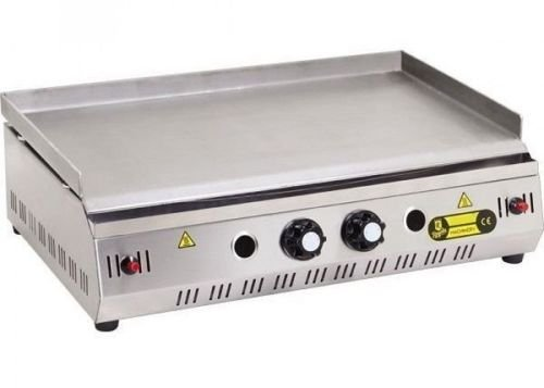 28 '' (70 cm) PROPANE GAS (LPG) Commercial Kitchen industrial Catering Countertop Tabletop Flat top Hot Plate Grill Restaurant or for home use cooking Cooktop Manual Griddle Propan LPG (Commercial Gas Griddle)